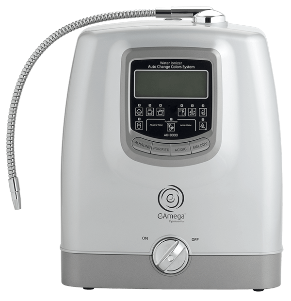 Amized Fusion Technology Energized Alkaline Water Ionizer machine - Amwater Actify
